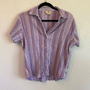 Wool rich - Vintage Purple Blouse